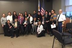 76th Commemoration of Araw ng Kagitingan (Day of Valor) in Chicago, April 9, 2018