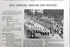 Bataan Day 1975
