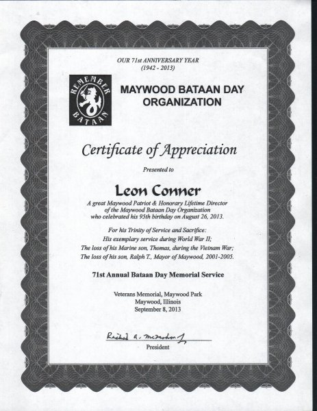 certificate-leon-conner