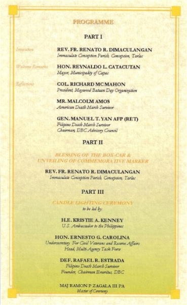 Invitation Page 2