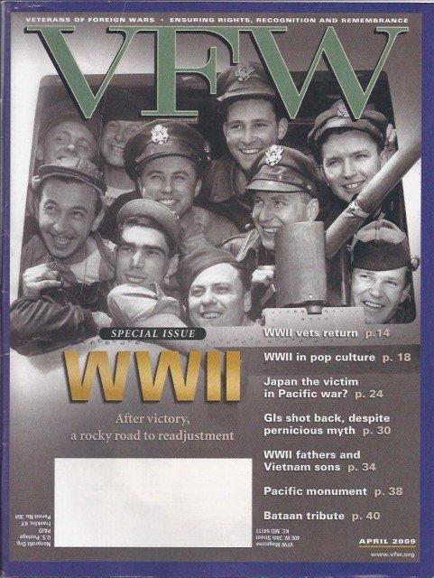 VFW Magazine recognizes MBDO efforts
