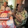 Leon Conner Celebrates 95th