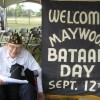 Banner From The First Bataan Day 1942