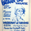 1970's Bataan Day Poster
