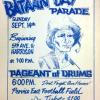 1970's Bataan Day Poster