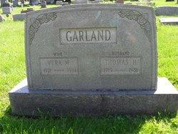 Pvt. Garland headstone