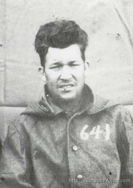 Pvt. Miller POW photo