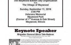 Bataan Day Event Details – 9/11/16