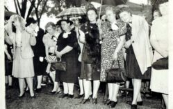 Bataan Day Tank Dedication – 1946