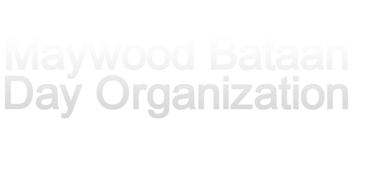 Maywood Bataan Day Organization - 3.0